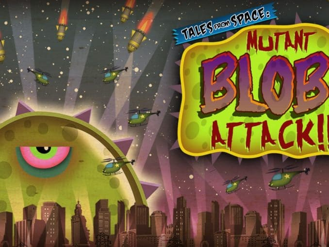 Release - Tales From Space: Mutant Blobs Attack