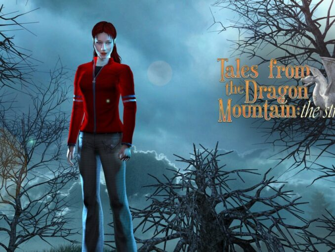 Release - Tales from the Dragon Mountain: The Strix