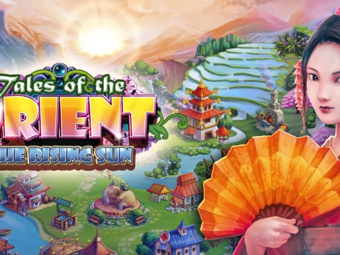 Release - Tales of the Orient – The Rising Sun