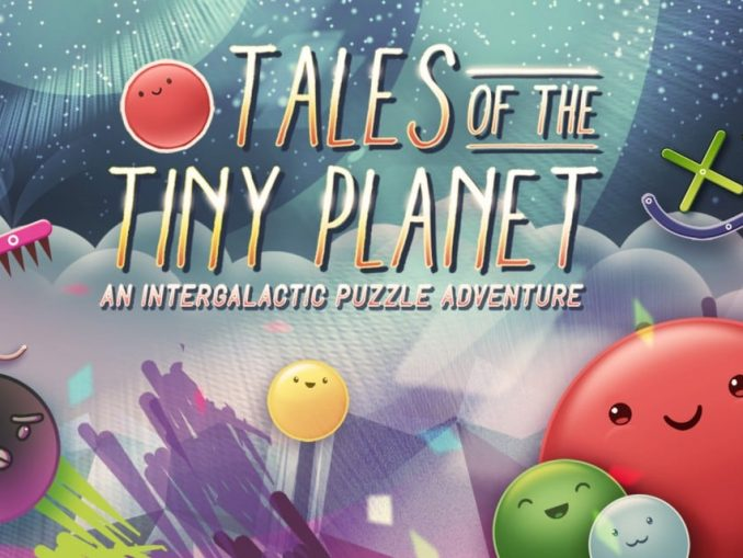 Release - Tales of the Tiny Planet