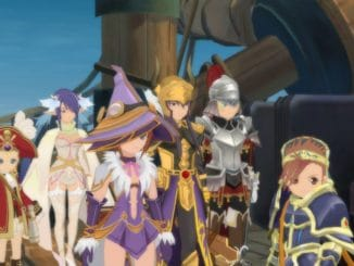 Tales Of Vesperia: Definitive Edition tekorten in Japan