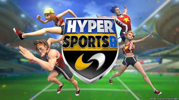 Konami – Waarom Hyper Sports R een exclusive is