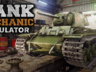 Release - Tank Mechanic Simulator