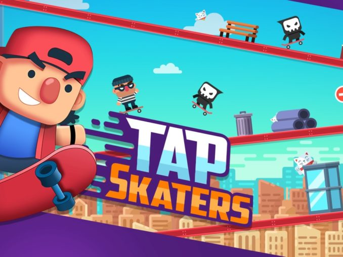Release - Tap Skaters