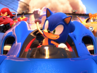 Team Sonic Racing – Speed Up Trailer