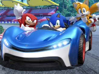 Team Sonic Racing – Handheld Gameplay