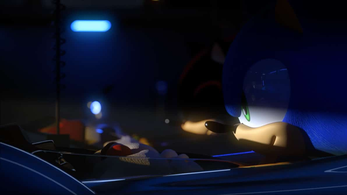 Team Sonic Racing is no longer coming this year