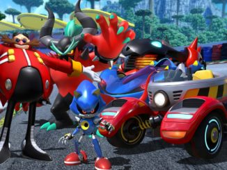 News - Team Sonic Racing: Metal Sonic, Zavok, And Dr. Eggman
