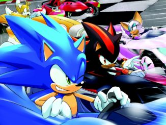 Team Sonic Racing OST – Frozen Junkyard