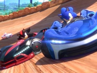 Nieuws - Team Sonic Racing OST – Sand Road Theme