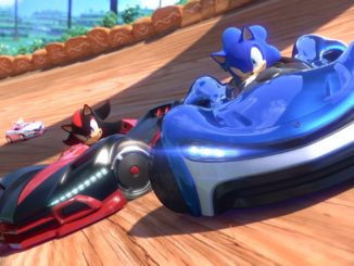 Team Sonic Racing OST – Sand Road Theme