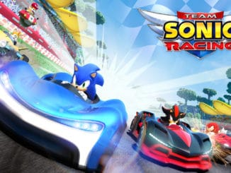 Team Sonic Racing onthullingstrailer