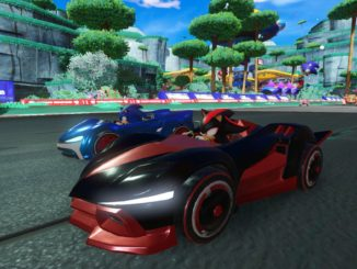 Team Sonic Racing 3 minuten gameplay