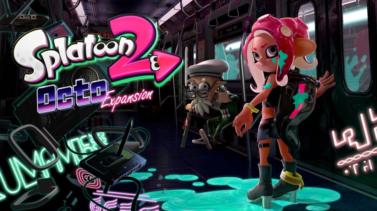 Nieuws - Teaser Hypercolor Station Splatoon 2 Octo Expansion