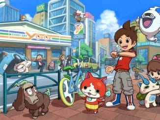 Teaser Yo-Kai Watch 4