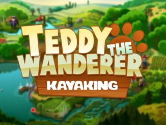 Release - Teddy the Wanderer: Kayaking