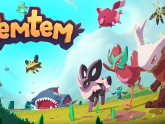 Temtem – Anime-Style Trailer, Komt in 2021