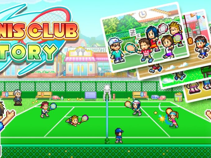 Release - Tennis Club Story
