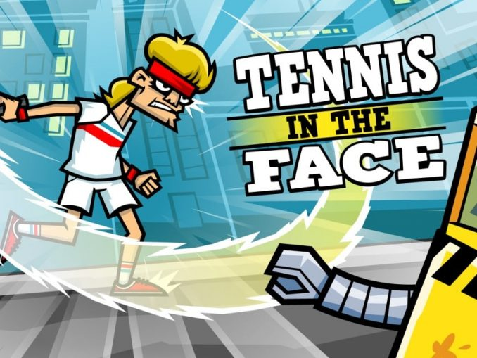 Release - Tennis in the Face