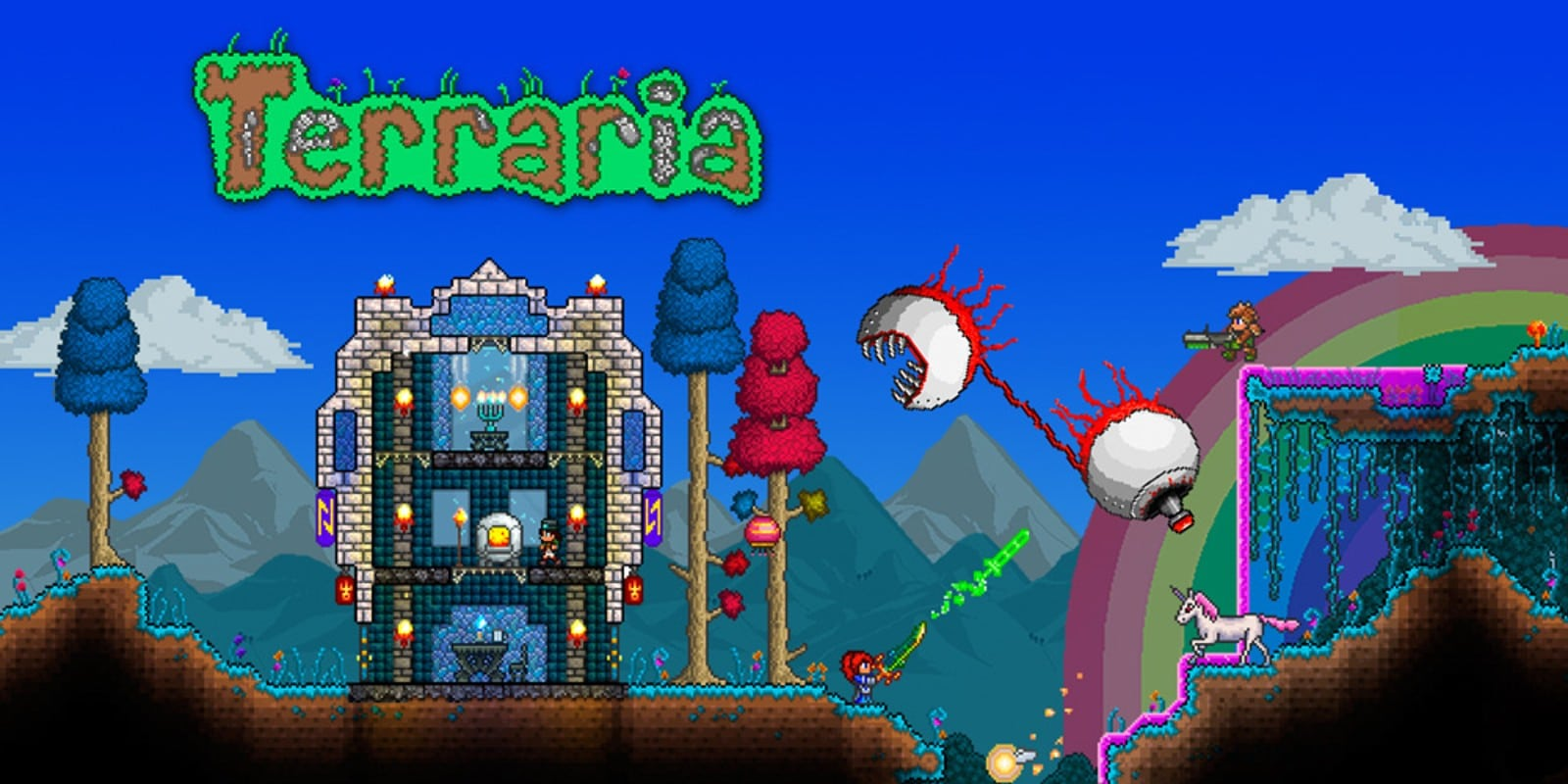 Terraria – Versie 1.3.1 update live + volledige patch notes