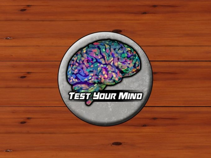 Release - Test Your Mind