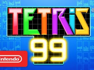 Tetris 99 Commercial – Features Adults at Battle Royale at the Office