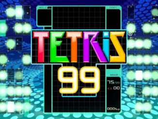 Tetris 99 Gameplay