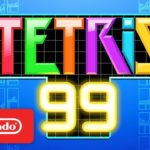Tetris 99 was planned for 100 players, 10 months development