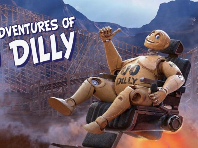 Release - The Adventures of 00 Dilly®