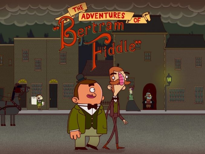 Release - The Adventures of Bertram Fiddle: Episode 1: A Dreadly Business