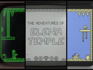 Release - The Adventures of Elena Temple