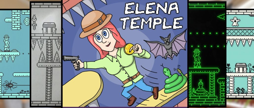 The Adventures of Elena Temple: Definitive Edition