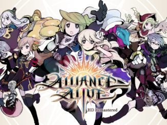 Release - The Alliance Alive HD Remastered