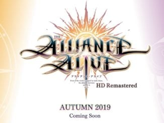 Nieuws - The Alliance Alive HD Remastered deze herfst