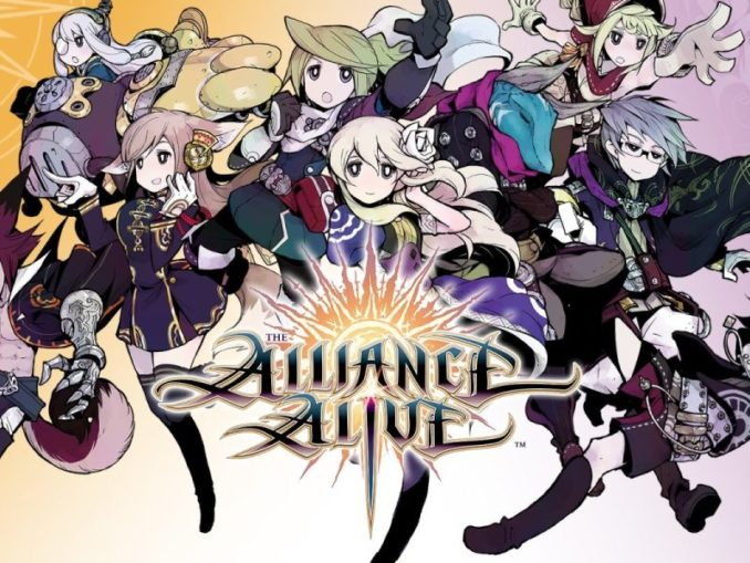 Nieuws - The Alliance Alive HD Remastered trailer