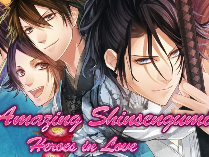 Release - The Amazing Shinsengumi: Heroes in Love