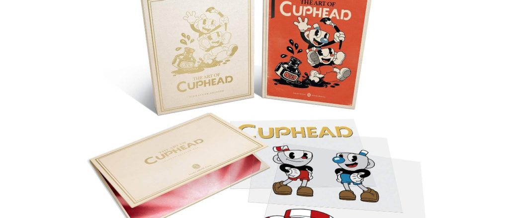 The Art Of Cuphead – Limited Edition