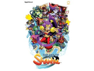 The Art of Shantae boek pre-orders live op Amazon, releasedatum december