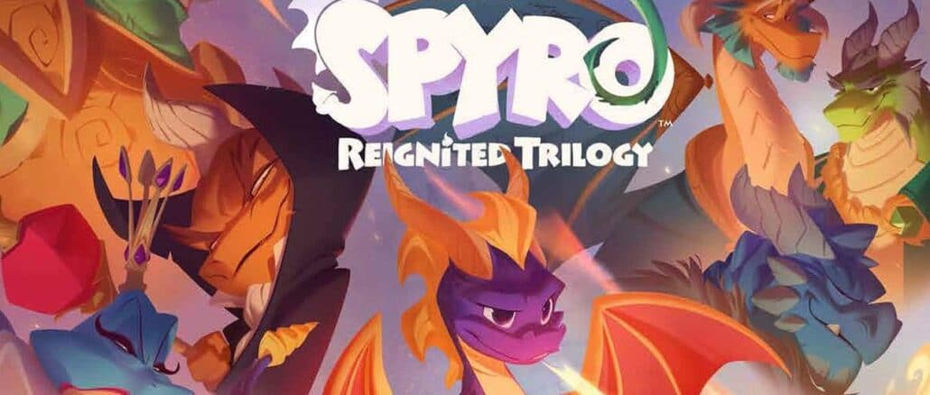 The Art Of Spyro: Reignited Trilogy boek