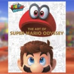 The Art Of Super Mario Odyssey is heading west in October