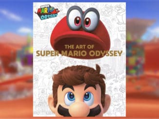 The Art Of Super Mario Odyssey komt naar het westen in Oktober