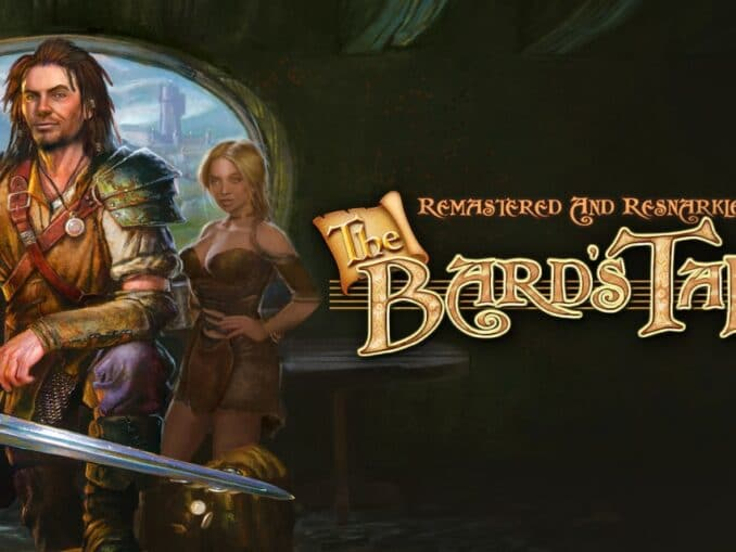 Release - The Bard's Tale ARPG: Remastered and Resnarkled