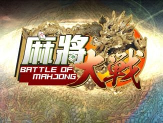 The Battle Of Mahjong