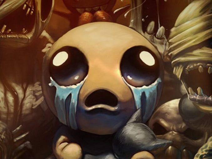 Nieuws - The Binding Of Isaac: Afterbirth+ The Forgotten Booster Pack