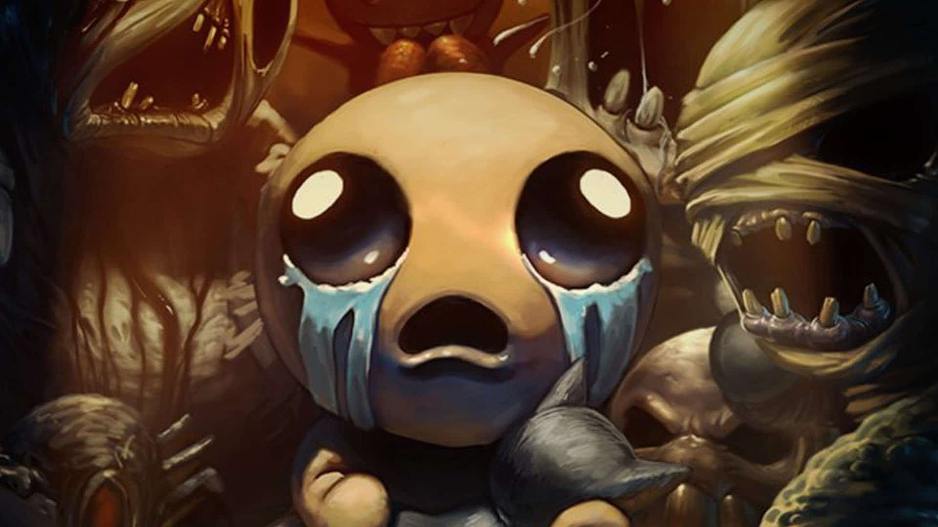 The Binding Of Isaac: Afterbirth+ The Forgotten Booster Pack