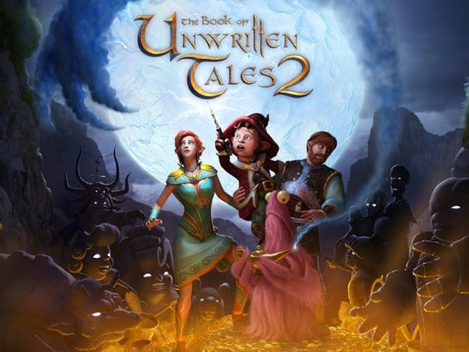 Release - The Book of Unwritten Tales 2