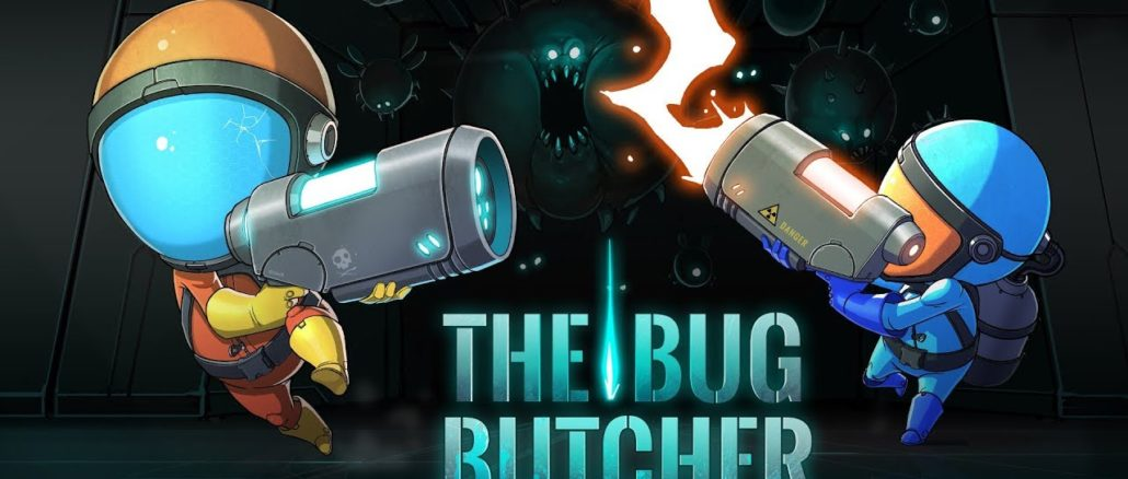 The Bug Butcher is geland