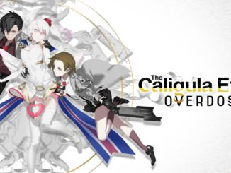 Release - The Caligula Effect: Overdose