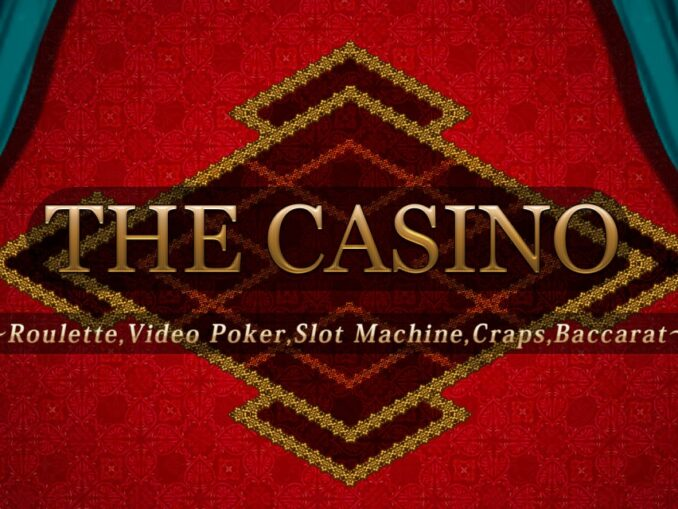 Release - The Casino -Roulette, Video Poker, Slot Machines, Craps, Baccarat-