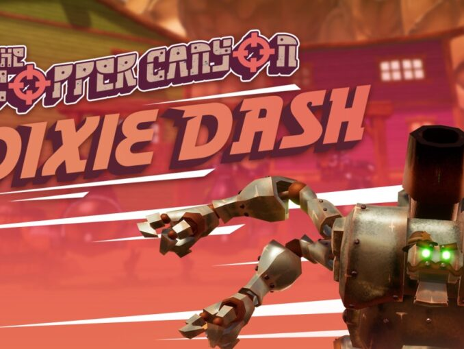 Release - The Copper Canyon Dixie Dash